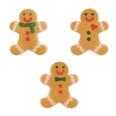 Gingerbread men sugars