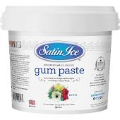 Satin Ice White Gumpaste