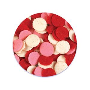 Jumbo Valentine Confetti Quins