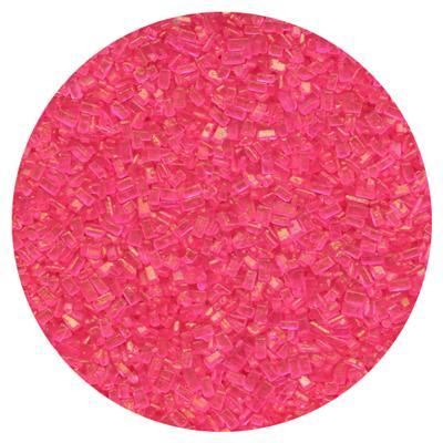 Pink Sugar Crystals 4oz.