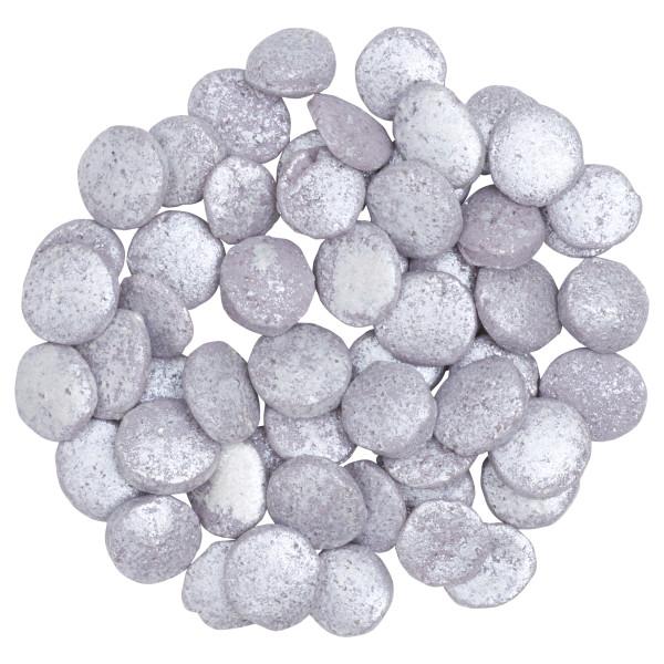 Silver Confetti Quins 3 oz.