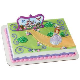 Princess Sophia Cake Topper