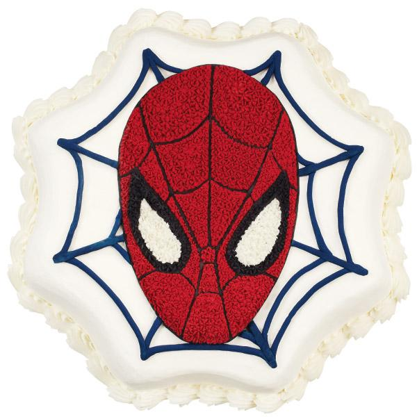 Spiderman Pan