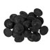 Clasen Satin Black Wafers - 1 lb