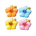 Hibiscus Asst. Sugar Decorations