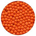 Orange Sugar Pearls 4oz.