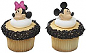 Mickey Mouse Cupcake Rings