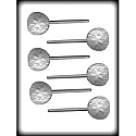 Sand Dollar Sucker Hard Candy Mold