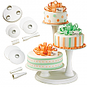3 Tiered Pillar Cake Stand