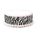 Safari Zebra Print Edible Image
