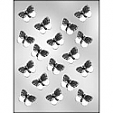 """1 1/2"""" Butterfly Chocolate Mold"""