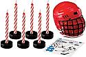 Hockey Candle Set