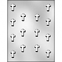 Cross Chocolate Mold