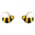 Bumble Bees Sugar Decorations