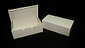 1/2 lb. 1 Piece 1 layer Candy Box: 5 1/2 x 2 3/4 x 1 3/4 in.