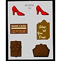Women's Access. Chocolate Mold
