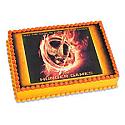 Hunger Games Edible Image