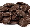 Merckens Dark Chocolate Coating Wafers - 5 lbs