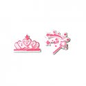 Pretty Princess Asst. Sugar Decorations