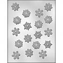 """1 1/4"""" Snowflake Chocolate Mold"""