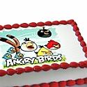 Angry Birds Edible Image