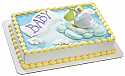 Special Delivery Stork Cake Topper