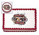 Happy Birthday Skateboard Edible Image