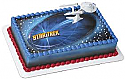 Star Trek USS Enterprise Cake Topper