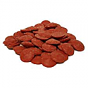 Merckens Red  Candy Wafer 1 lb.