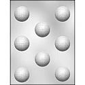Golf Ball Chocolate Mold