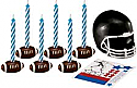 Football Candle Set
