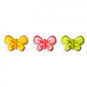 Cute Butterfly Asst. Sugar Decorations