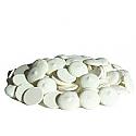 Guittard White Vanilla Chocolate Apeels 5 lb.