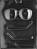 Sun Glasses Chocolate Mold