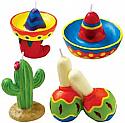 Fiesta Candles
