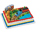 Thomas and Coal Car Cake Topper Kit