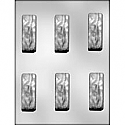 "2-7/8"" Candy Bar Choc Mold"