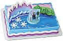 Frozen Anna Cake Topper Set