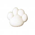 White Paws Sugar Decorations