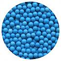 Blue Sugar Pearls 4oz.