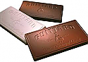 Semisweet Ramona Chocolate - 10 lb bar