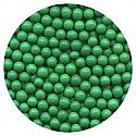 Green Sugar Pearls 4oz.