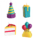Party Time Candle Set
