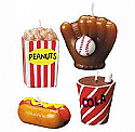 Take Me Out to the Ball Game Candle Set