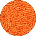 Orange Jimmies/Toppers 4 oz.