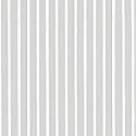 Clear with White Stripes