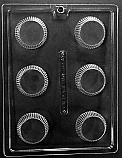 XL Peanut Butter Cup Chocolate Mold