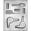 Hair Stylist Tool Chocolate Mold