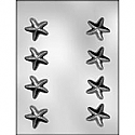 "1 1/2"" Starfish Chocolate Mold"