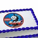 Thomas the Tank Edible Image